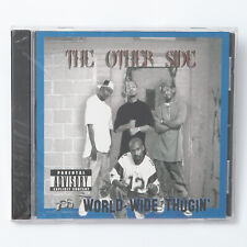 World Wide Thugin' - The Other Side (Limited Release Promo Album Cd)
