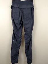 Lululemon Quick Step Pants Women's  Size 2  Color Gray