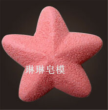 Starfish Soap Molds Silicone Craft Candle Soap Making Mould Diy Handmade Mold