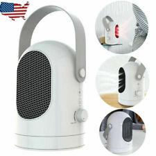 Portable Air Heater Space House Room Office Winter Warmer Fan Mini Air Heater US