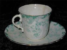 Green Saucer Aynsley Porcelain & China Tableware