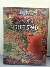 Sword & Sorcery Scarred Lands - Campaign Setting Ghelspad - Sealed