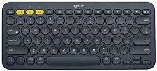 Logitech 920-007558 K380 Multi-Device Bluetooth Keyboard Wireless Connectivity