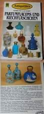 Parfüm Flacon Parfümflasche Miniatur Metall Edelstein Riechflasche 200 Abb. Buch