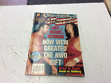 Wrestle America October 1998 Austin Vs Goldberg Sunny Jim Cornette