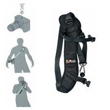 Focus F-1 Quick Rapid Sling Belt Neck Shoulder Strap For DSLR SLR Camera Black