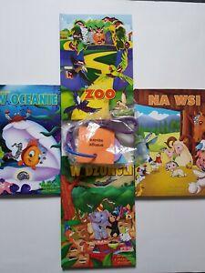 Polskie ksiazki dla dzieci, Polish Books For Children