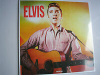 ELVIS PRESLEY Elvis UK LP 180g red vinyl NEW SEALED
