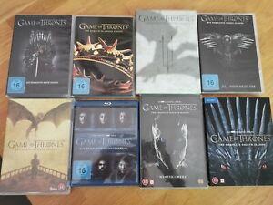 Game Of thrones Staffel 1 Bis 7 Blu Ray oder DVD