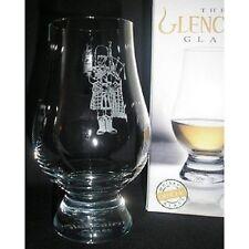 Glencairn cristal whisky tasting glass-piper