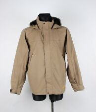 Jack Wolfskin Hooded Gore-Tex Men Jacket Coat Size L, Genuine