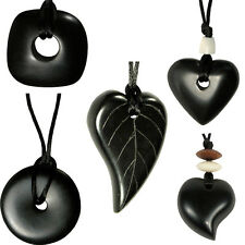 New Handcrafted Coal Pendants Handmade in Colombia Fair Trade