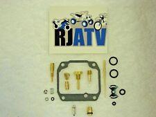Suzuki Quadrunner LT4WD 1987-1989 Carb Rebuild Kit Repair