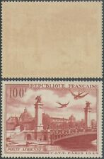 France Air Mail - MH Stamp D13