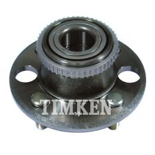 Wheel Bearing and Hub Assembly-FWD, Rear Disc, w/o ABS Rear Timken 513105