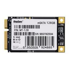 KingSpec MSATA PCI-E 128GB 128 GB MLC Digital Flash SSD Storage Device 42MM