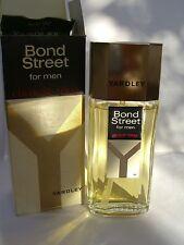 YARDLEY BOND STREET For MEN COLOGNE spray ORIGINAL RARE VINTAGE
