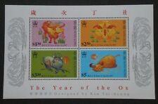 Hong Kong Seasonal & Christmas Postal Stamps