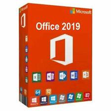 MICROSOFT OFFICE 2019 PROFESSIONAL PLUS Installations DVD OHNE Lizenzkey