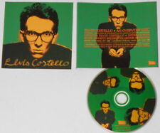Elvis Costello  An Overview Disc   Canada promo cd  hard-to-find