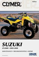 Manuales de motos LT Suzuki