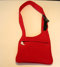 Hands Free Cross Body Bag Red International Concepts