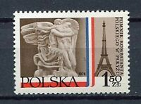 35946) Poland 1978 MNH Polish Soldiers IN France 1v