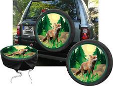 Fuchs Estate Caccia Selvaggia Animale Auto Camion Jeep Serbatoio Di Riserva