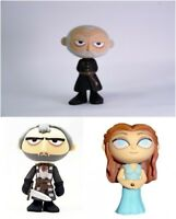 Funko Mystery Minis Game of Thrones Series 3 Hot Topic FULL SET ALL 3 NEW