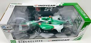 1:18 2021 Greenlight James Hinchcliffe #29 Capstone Andretti Autosport IndyCar