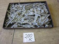 Fischertechnik 200x verschiedene Statik Streben Träger Sammlung Konvolut Statik