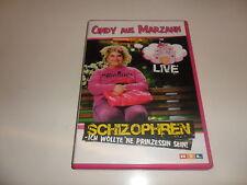 DVD  Cindy aus Marzahn - Schizophren: Ich wollte 'ne Prinzessin sein Live