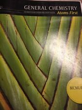 General Chemistry:Atoms First (custom edition) McMurry Fay 2010-Paperback