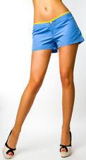 Shorts , bermuda e salopette da donna blu prodotta in Cina