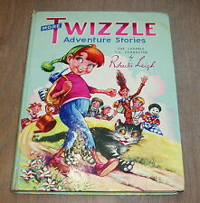 MORE TWIZZLE ADVENTURE STORIES by ROBERTA LEIGH H/B BIRN BROTHERS 1960