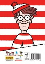 Wheres Wally 16 Month 2013: Diary Book The Cheap Fast Free Post