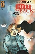Hell and Back a Sin City love story 8of9 di F.Miller in lingua originale OL08