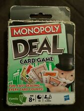 Monopoly Deal Card Game - Hasbro - free shipping