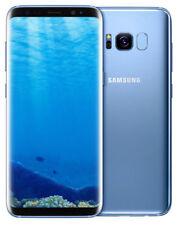 Samsung Galaxy S8 SM-G950 - 64GB - Coral Blue (Unlocked) Smartphone