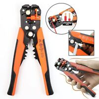 Automatic Self Adjustable Cable Wire Tool Cutter Stripper Crimping Crimper Plier