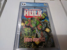 CGC 9.6 * Incredible Hulk Future Imperfect 1 * 1st Maestro * Marvel Comics HOT!