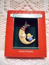 1988 - Sweet Dreams - Hallmark miniature ornament
