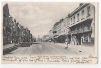 High Street Lymington Hampshire 1903 Postcard 079c