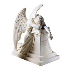 Design Toscano Db16 Angelo del Dolore Sepoltura Monumento Statua