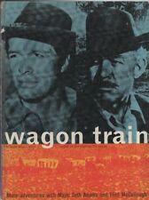 "MAURICE TEMPLAR  - ""WAGON TRAIN"" - BASED ON THE TV SERIES - DAILY MIRROR (1960)"
