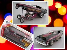 Ford Mustang NHRA Funny Car Dragster  TROJAN HORSE  AutoWorld 1:18 OVP  NEU