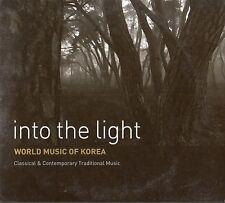 "SEOULAKHOI / WONG IL ""INTO THE LIGHT-WORLD MUSIC OF KOREA"" RARE PROMO 2CD SET"