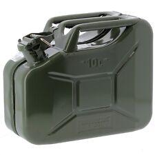 Jerrican essence en métal - 10 litres