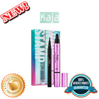 KAJA Wink Stamp Wing Eyeliner with Double-Ended Wing Stamp Pen and Liquid Liner