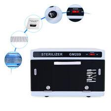 Esterilizador UV Herramientas de manicura profesional Gabinete de desinfección
